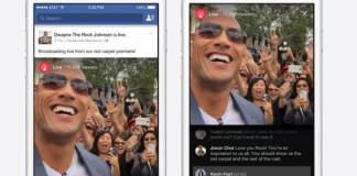 Live Streaming For iPhone From Facebook