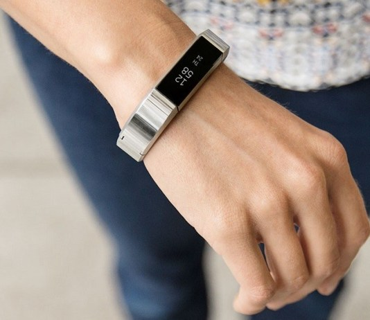 Alta Fitness Bracelet From Fitbit