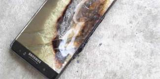 Samsung does not want to compensate customers for property damage from Galaxy Note 7 fires