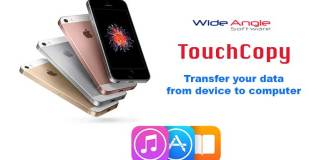 TouchCopy -The Best Backup Software for Your iPhone
