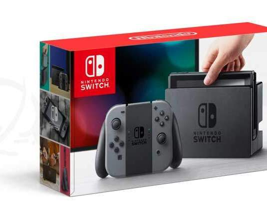 Nintendo Switch sells 1.5 Million Units in just a Week