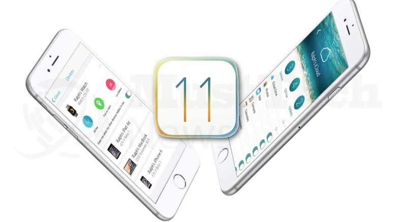 Home  Technology TechnologyWWDC 2017 Release of iOS 11 Rumors Around September By Adity Bera