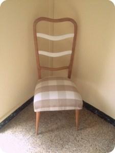 customizar silla country chic