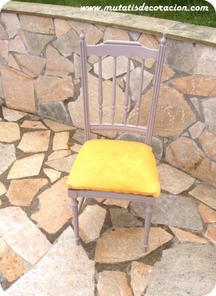restaurar silla