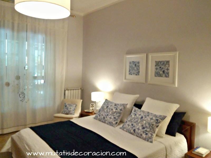 habitación azulejo