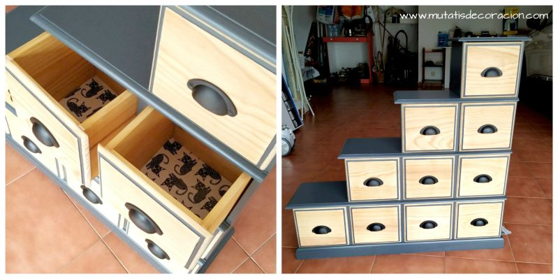 renovar muebles de pino