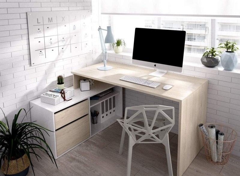 escritorio moderno y funcional