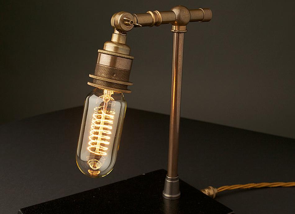 Edison Light Globes Medical Lamp with Short Tube