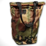 Draught Dry Goods Camo Travel Tote