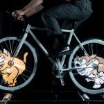 Monkey Light Pro Bike Animation