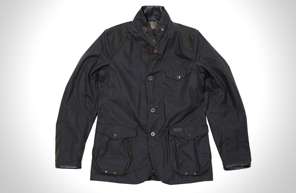 Barbour Skyfall Commander Jacket