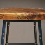 Urban Wood Goods Stool