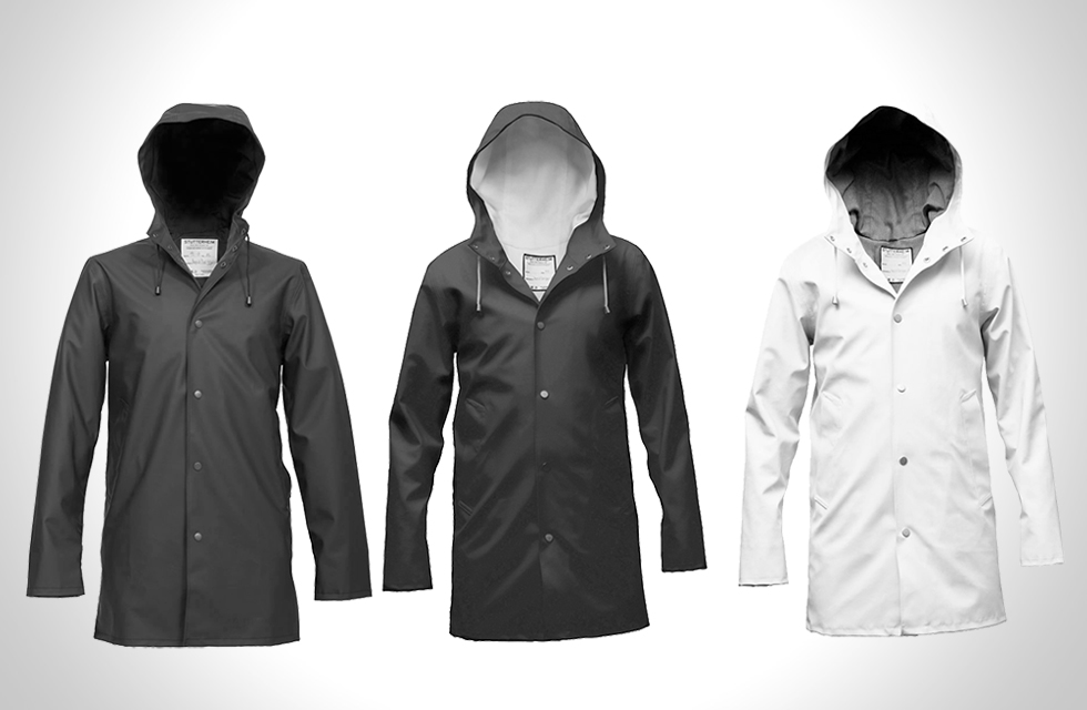 Men's Fall Fashion Essentials Raincoats