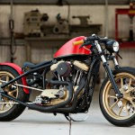 2003 HARLEY SPORTSTER HOLLYWOOD BY DP CUSTOMS