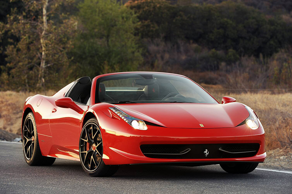 Ferrari 458 Spider HPE700 Twin Turbo