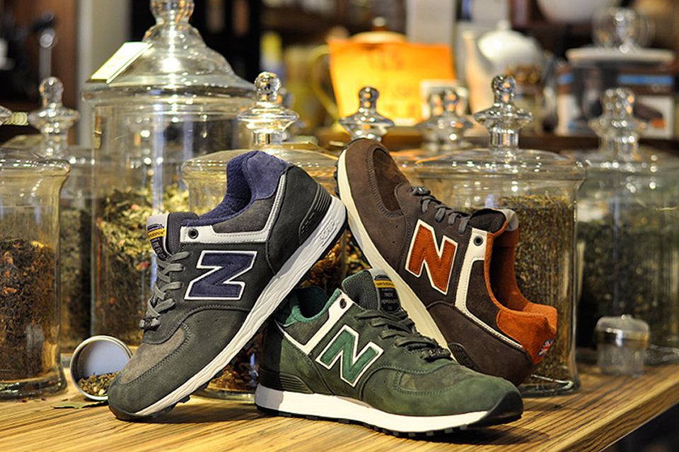 New Balance Made in England 576 Tea Pack
