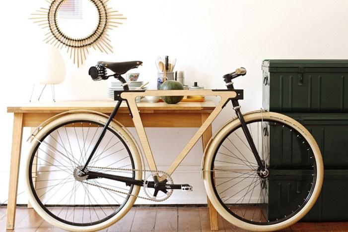 Wood.b Handmade Bikes
