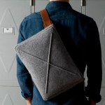 FlatPack Wool Heritage Backpack