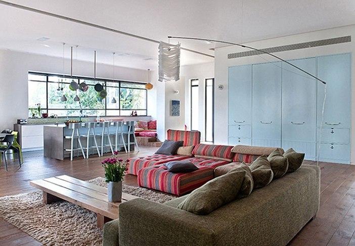Harutzim House Lounge