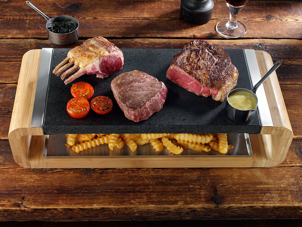 SteakStones Sharing Platter