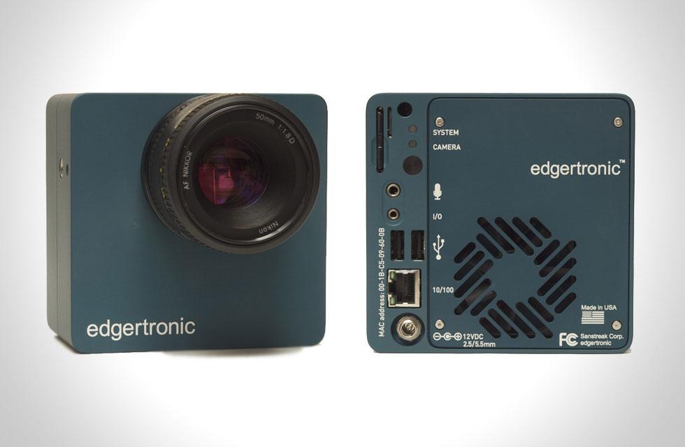 Edgertronic Slow Motion Video Camera