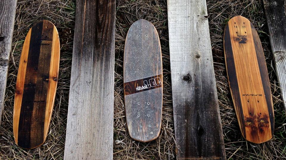 Natural Log Skateboards