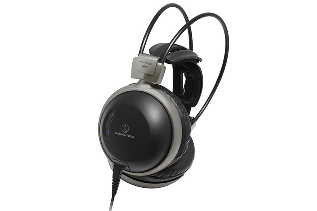 AUDIO-TECHNICA ATH-D900USB HEADPHONES