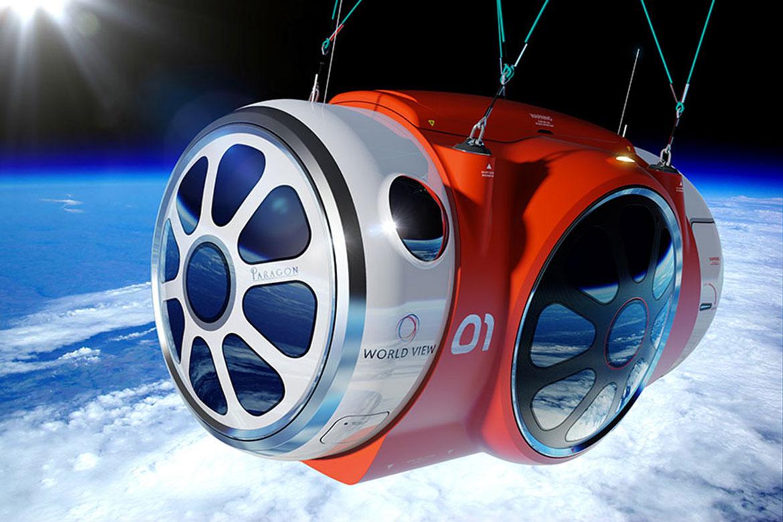 WORLD VIEW ENTERPRISES NEAR-SPACE BALLOON FLIGHTS