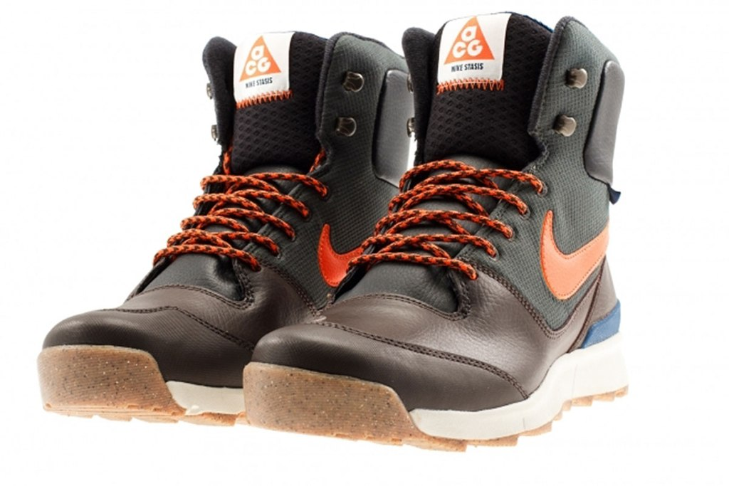 "NIKE STASIS ACG ""BAROQUE BROWN & URBAN ORANGE"""
