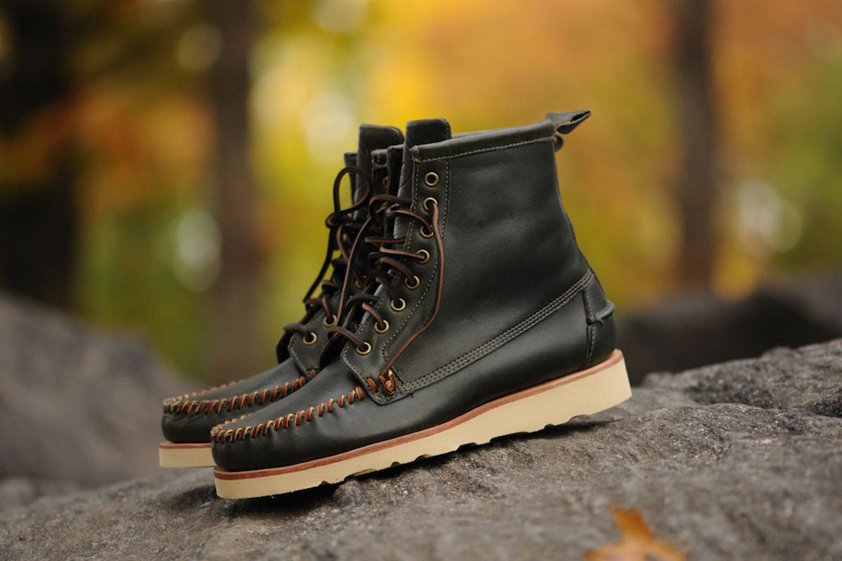 SEBAGO X RONNIE FIEG THOMAS BOOT