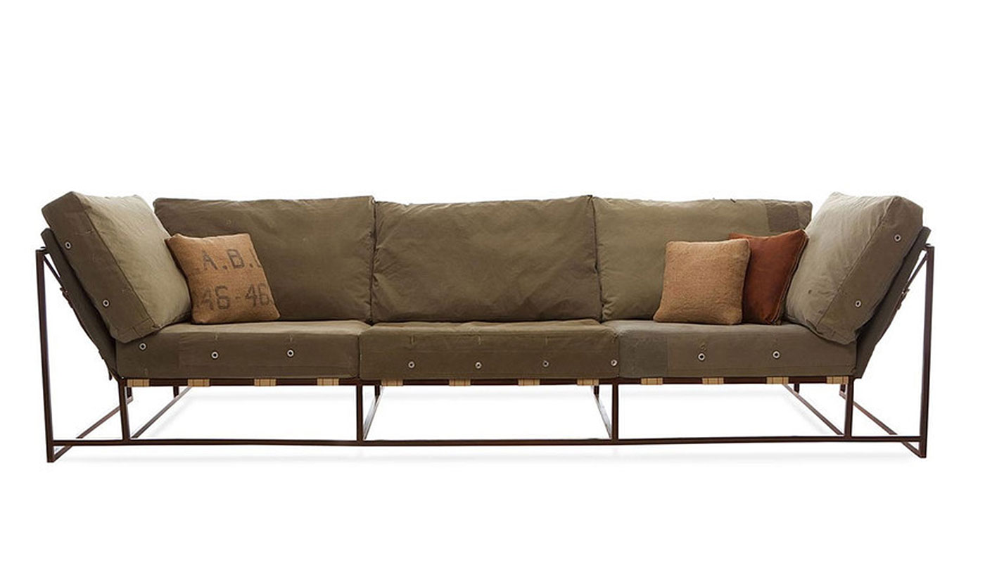 STEPHEN KENN CITY GYM SOFA