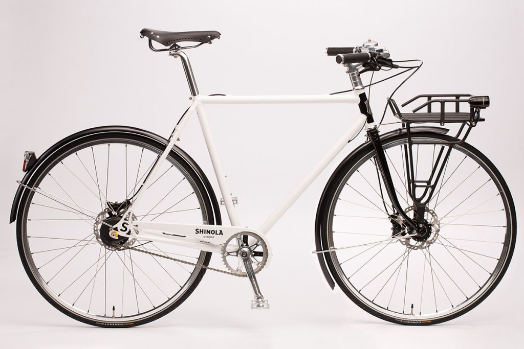 SHINOLA RUNWELL DI2 LIMITED EDITION BICYCLE