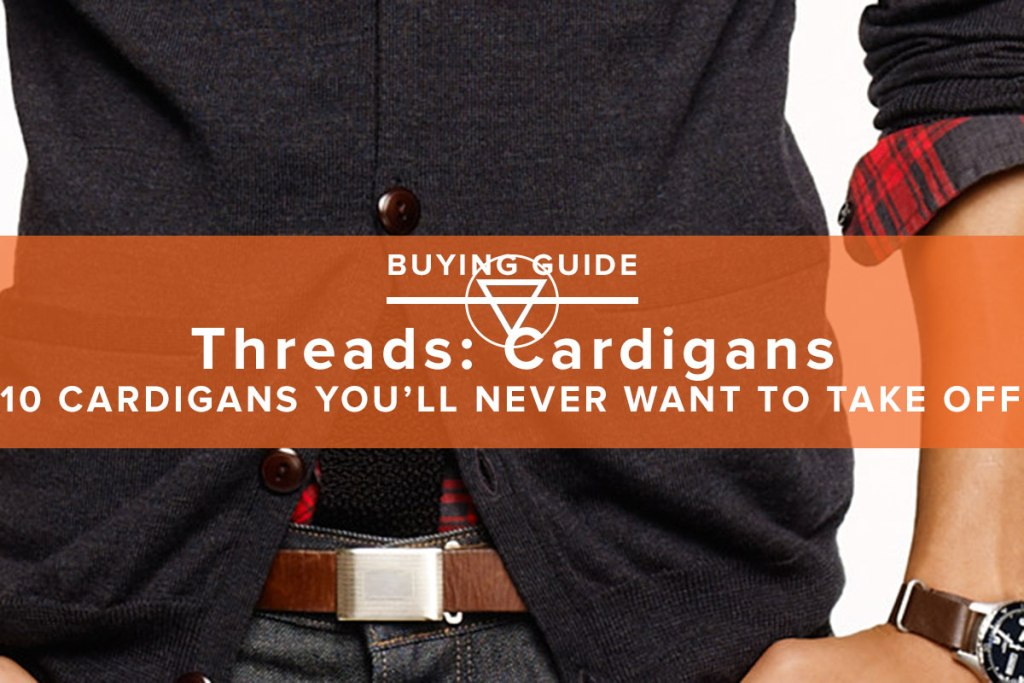 10 Cardigans You'll Never Want To Take Off