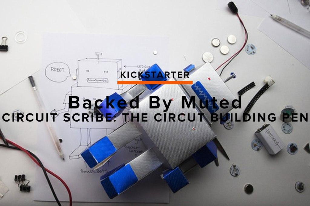 Circuit Scriber The Circuit Building Pen