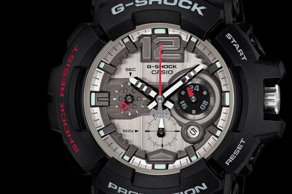 Casio G-Shock GAC110 Black