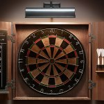 Restoration Hardware Tournament Dartboard Set