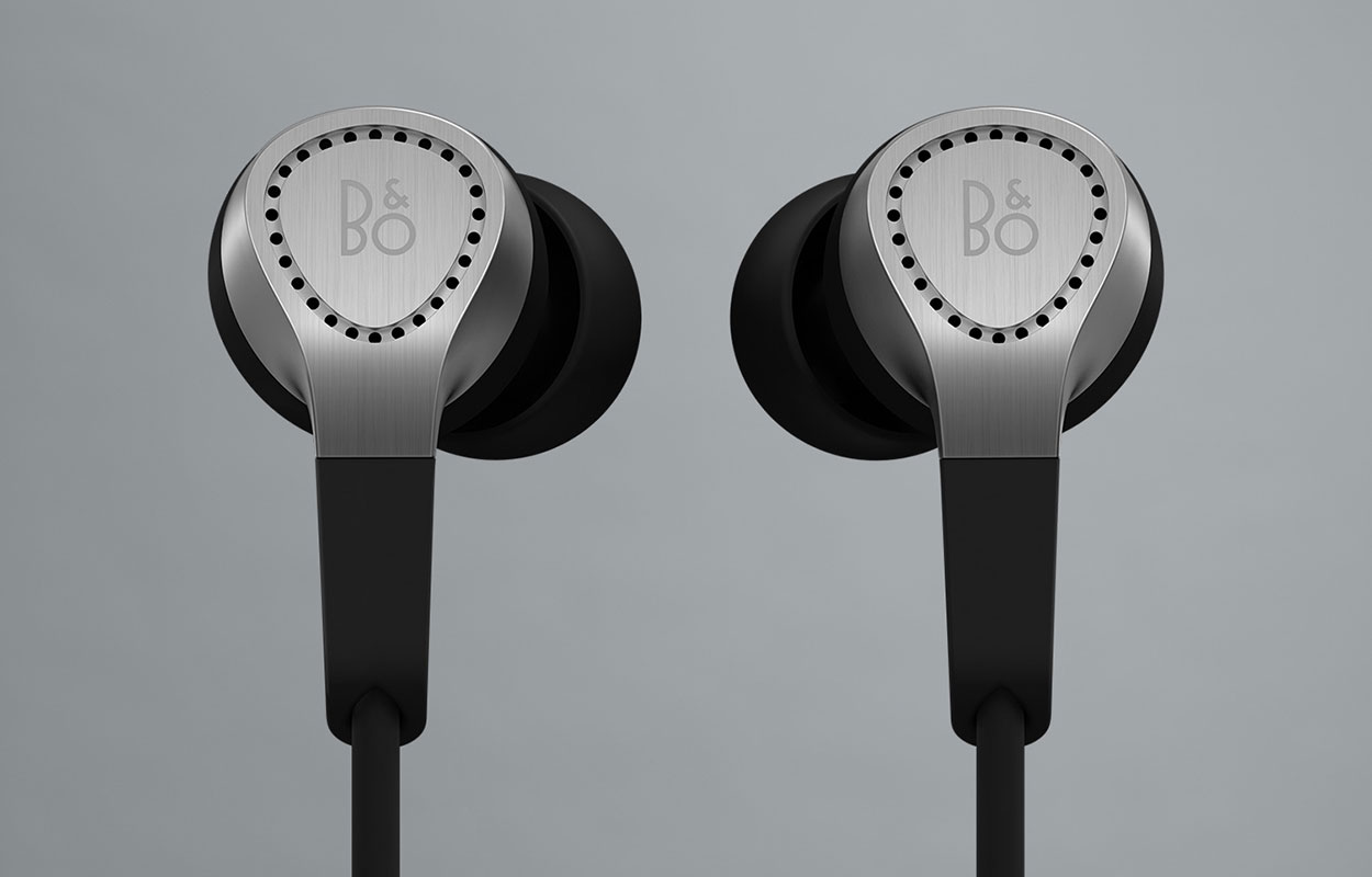 B&O PLAY H3 EARPHONES
