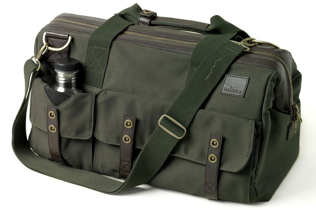 HARRY THE GLADSTONE BAG BY MILLICAN