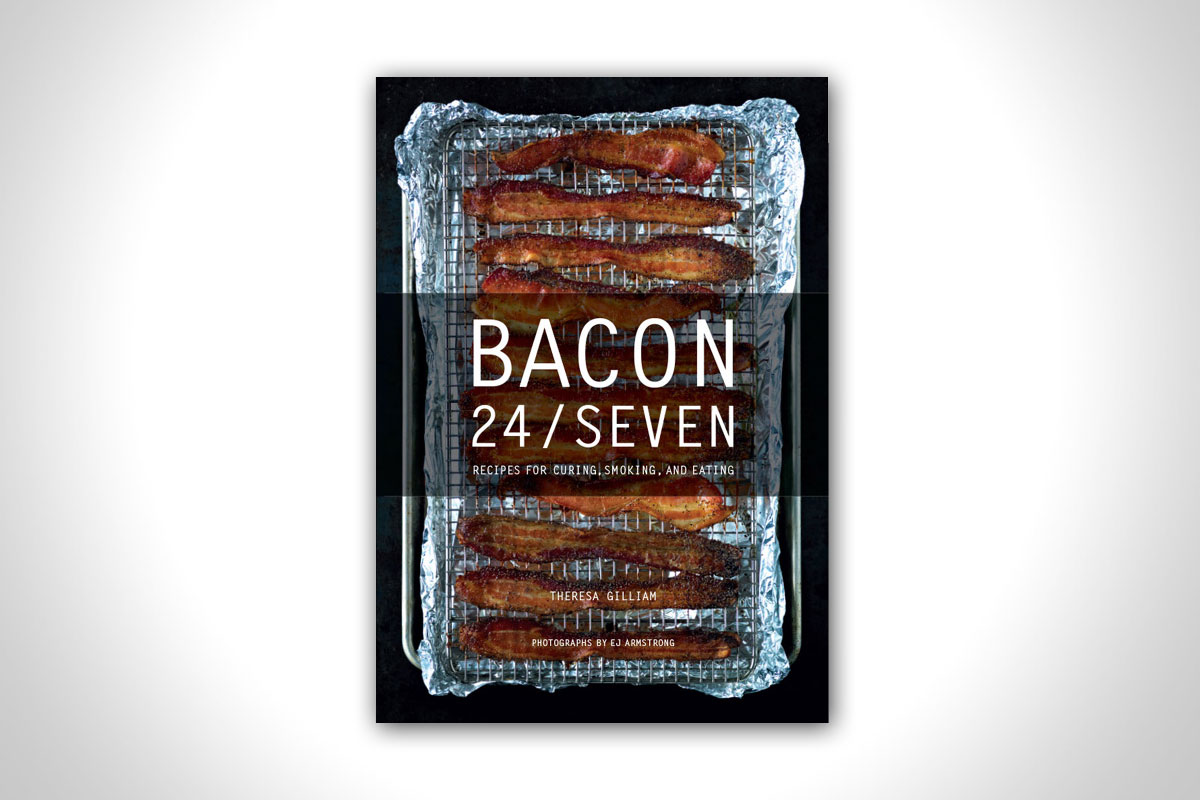 Bacon 24-7 Book