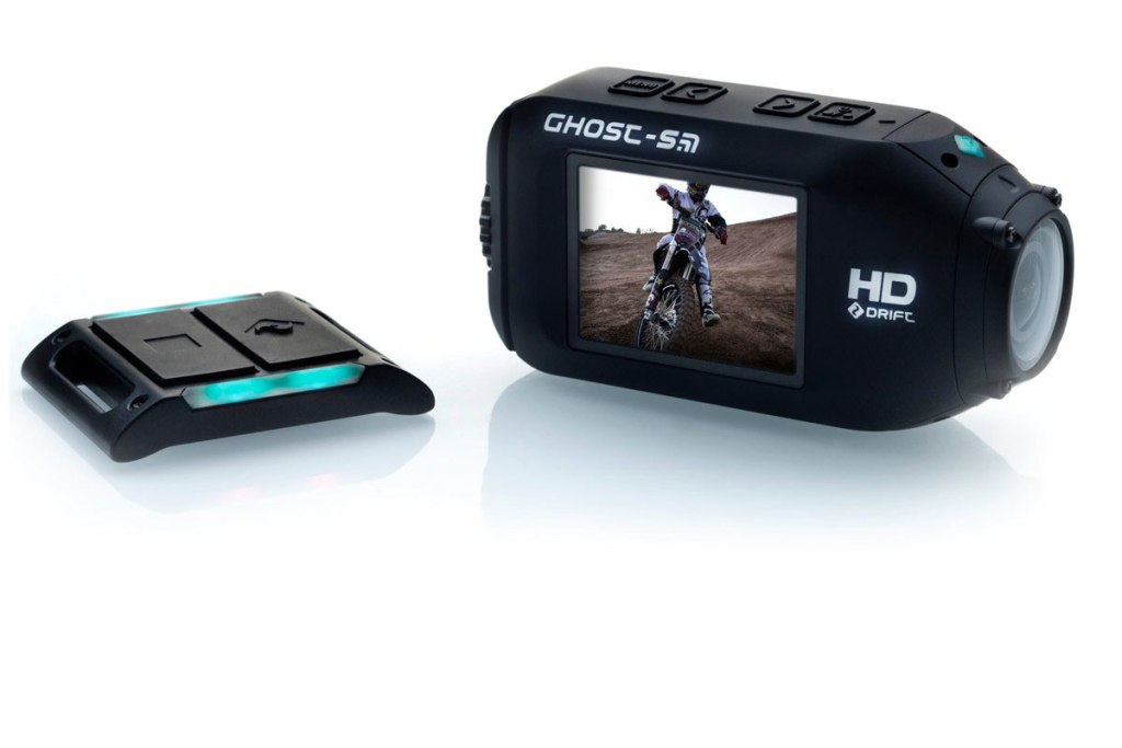DRIFT HD GHOST-S VIDEO CAMERA