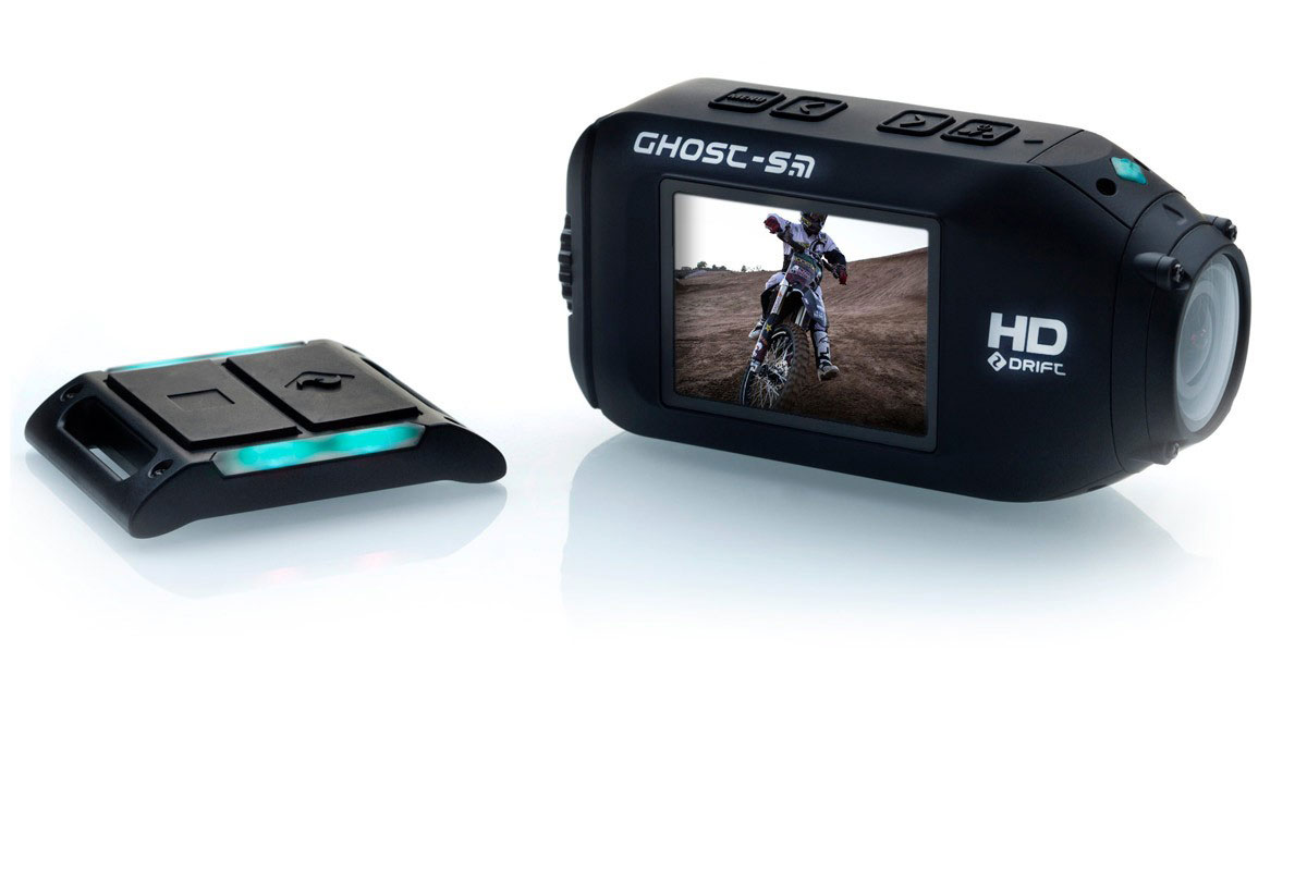 DRIFT HD GHOST-S VIDEO CAMERA