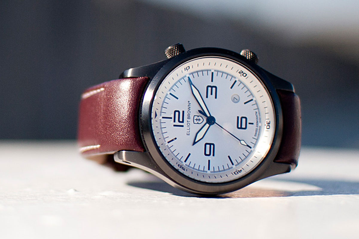 Elliot Brown Canford Watches