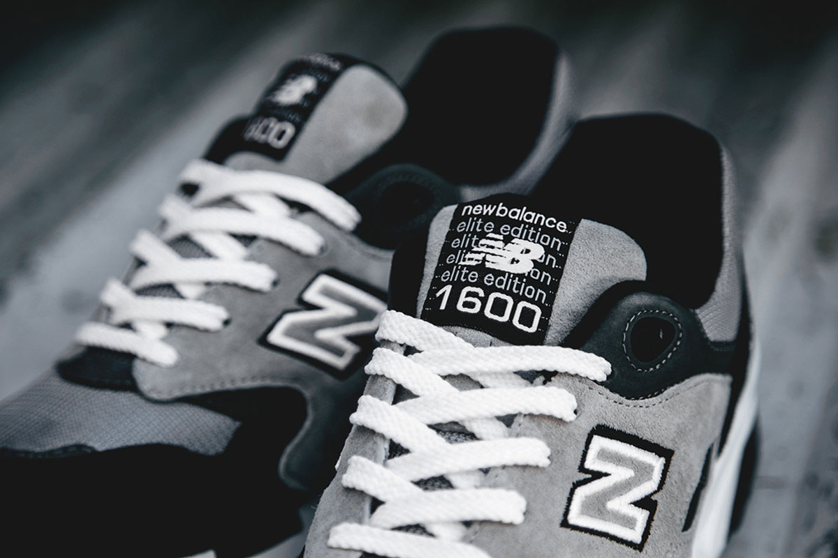NEW BALANCE 1600 ELITE EDITION (GREY/BLACK)