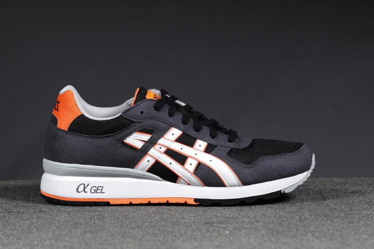 ASICS GT II Black Orange