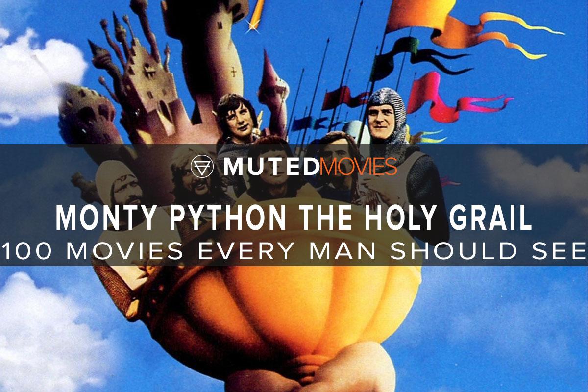 Monty Python The Holy Grail