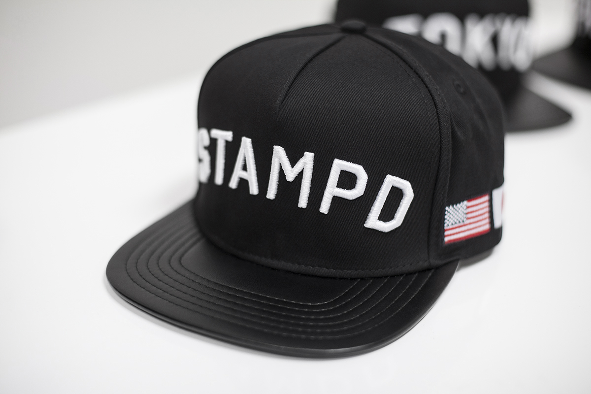 STAMPD CITY HAT COLLECTION
