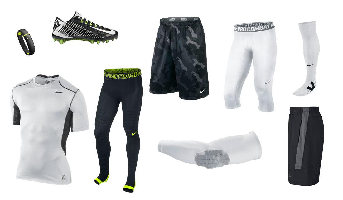 Johnny Manziel Pro Day Nike Gear