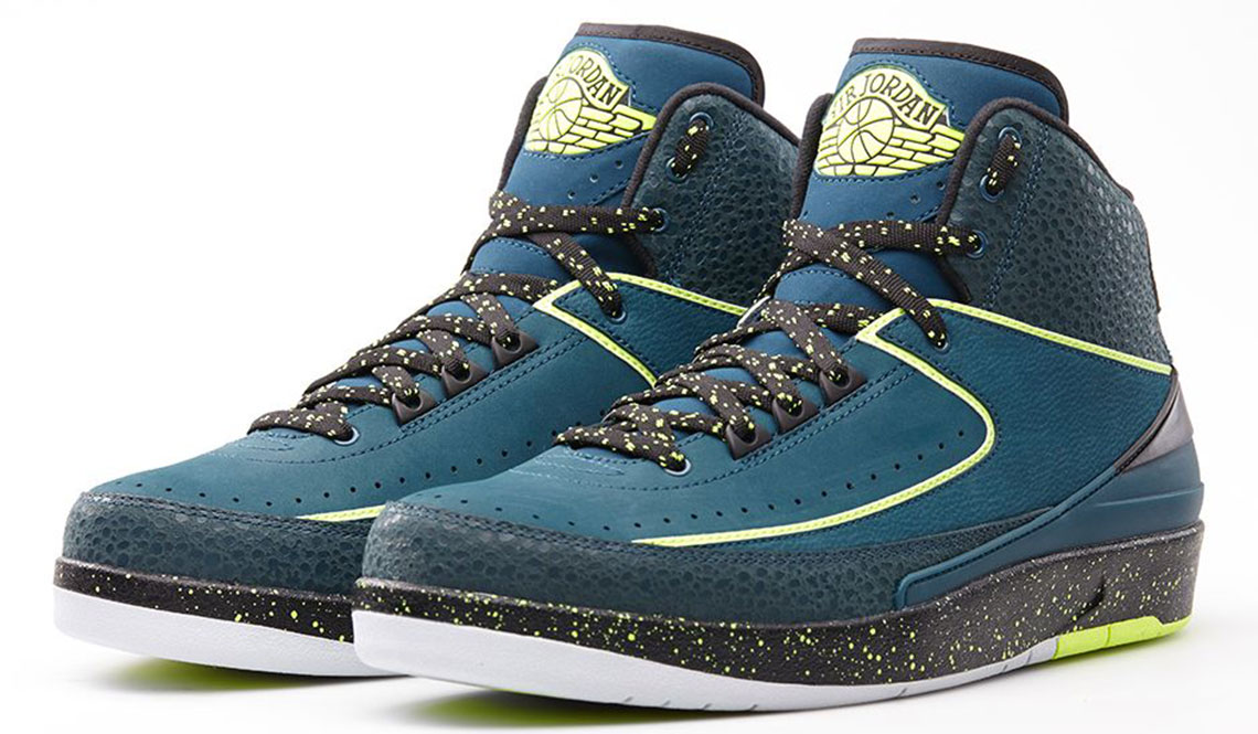 AIR JORDAN 2 RETRO 'NIGHTSHADE'