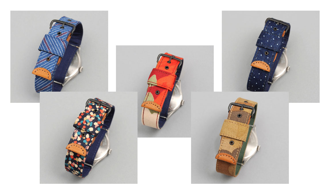 THE HILL-SIDE WATCH BANDS