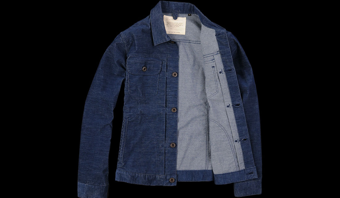 UNIONMADE + UNITED ARROWS CORDUROY JACKET